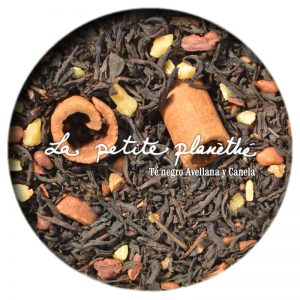 Té negro Avellana y Canela