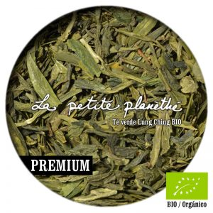 Té verde Lung Ching BIO