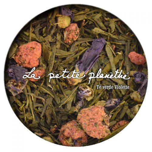 Té verde Violette