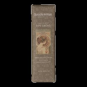 Amatller Chocolatina 50% Cacao 18g