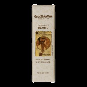 Amatller Chocolatina Chocolate Blanco 18g