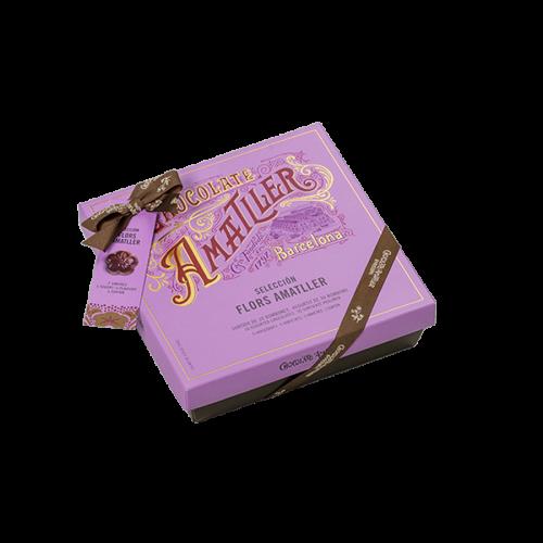 Amatller Flors Caja Selección 180g