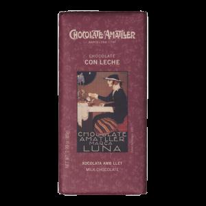 Amatller Tableta Chocolate con Leche 85g