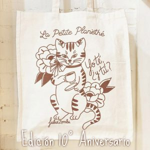 Tote Bag Lona Julia Zombi