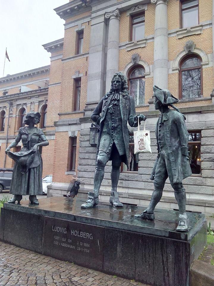 Ludvig Holberg y la Bolsa