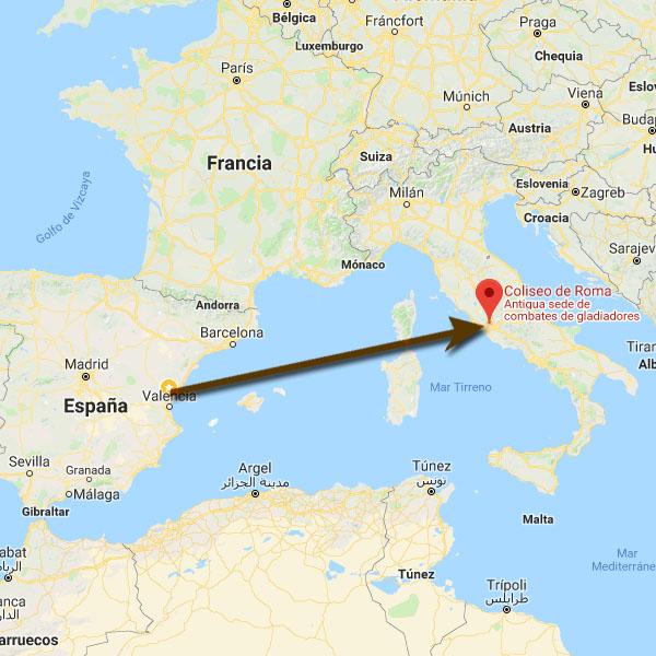 La Bolsa Viajera en el Coliseo