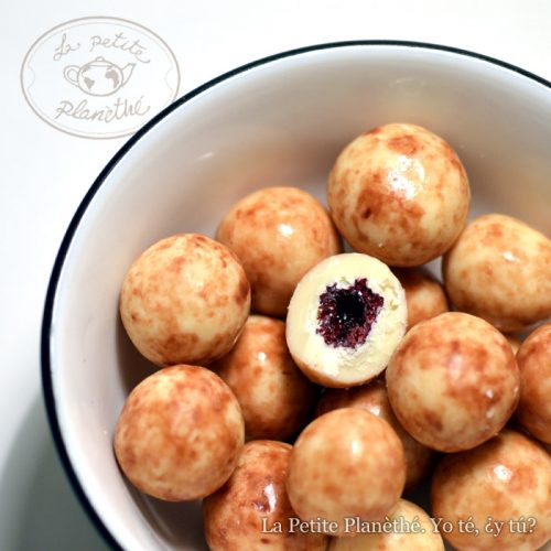 Bolsita de Cerezas con Chocolate 100g