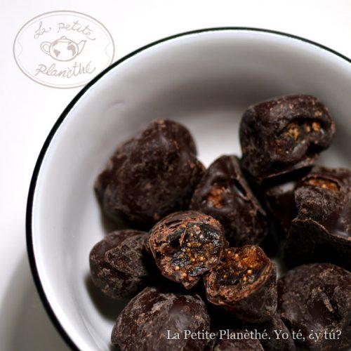 Bolsita de Higos con Chocolate Negro 100g