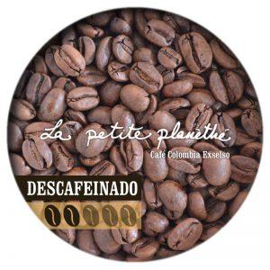 Café Colombia Exselso DESCAFEINADO