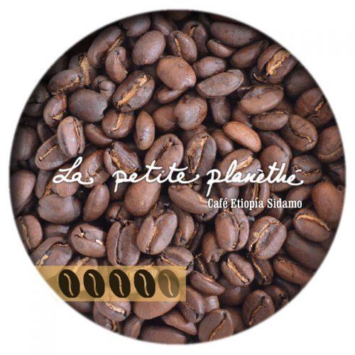 Café Etiopía Sidamo