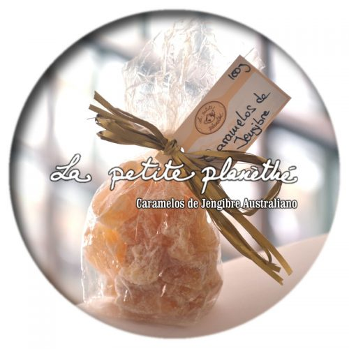 Bolsita de Caramelos de Jengibre Australiano