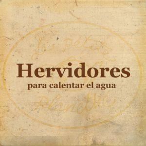 Hervidores