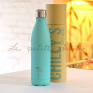 Chilly's Bottle Green Pastel 750ml