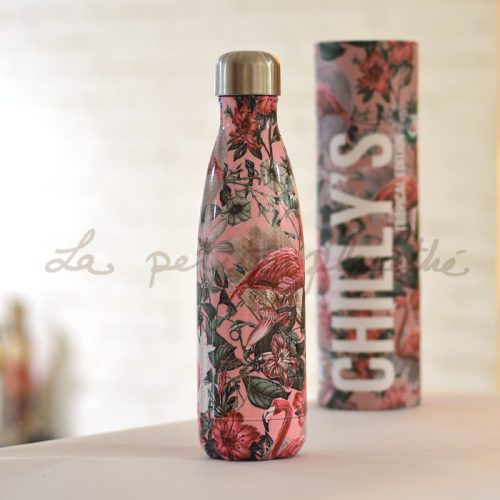 Chilly's Bottle Flamingo Tropical Edition 500ml