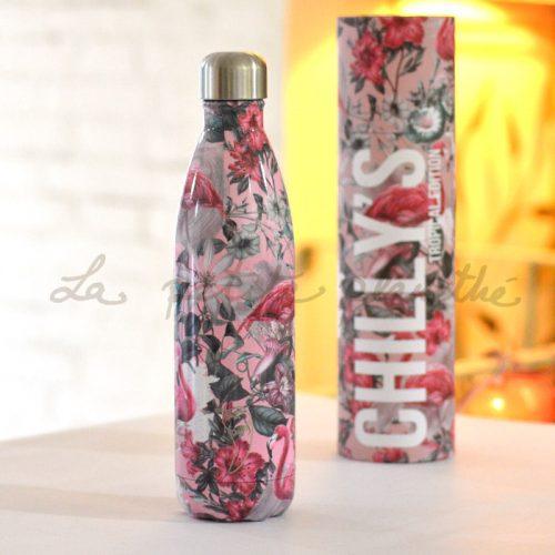 Chilly's Bottle Flamingo 750ml