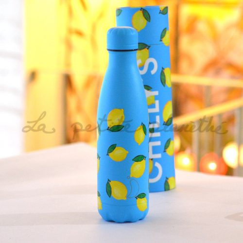 Chillys Bottle Lemon Icon Edition 500ml