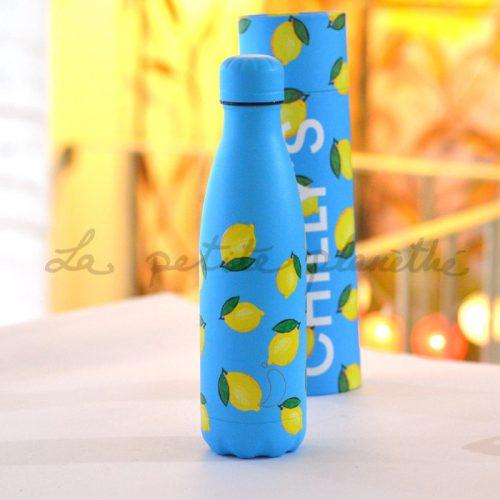 Chillys Bottle Lemon Icon Edition 500ml