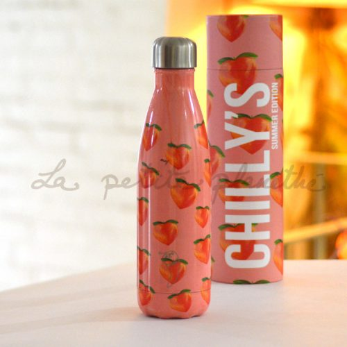 Chilly's Bottle Peach Summer Edition 500ml