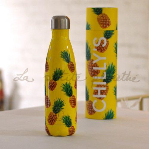 Chillys Bottle Pineapple 500ml