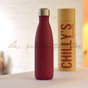 Chillys Bottle Pink Matte Edition 500ml