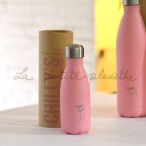 Chilly's Bottle Pink Pastel Edition 260ml