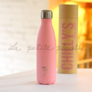 Chilly's Bottle Pink Pastel Edition 500ml