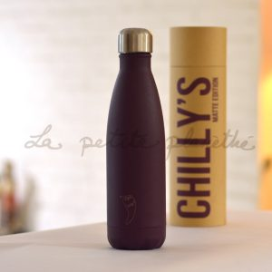 Chilly's Bottle Purple Matte Edition 500ml