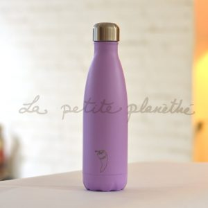 Chilly's Bottle Purple Pastel Edition 500ml
