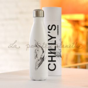 Chillys Bottle Whale Sea Life Edition 500ml