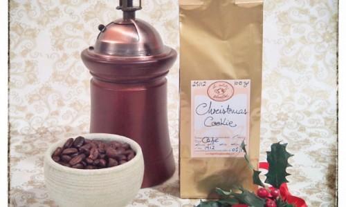Café Christmas Cookies