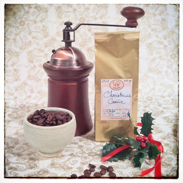 Christmas Cookies Coffee 600