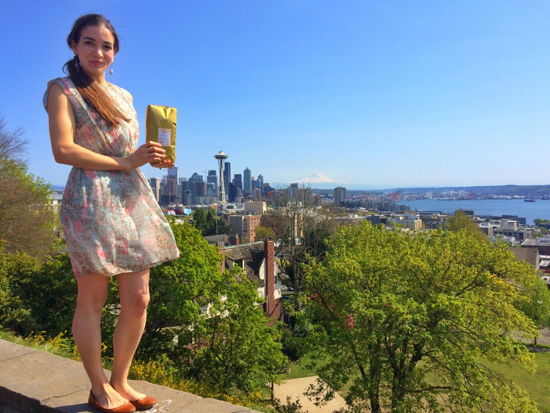 Lily y su Esencia de Valencia en Seattle
