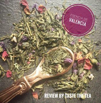 Taste The Tea: Esencia de Valencia