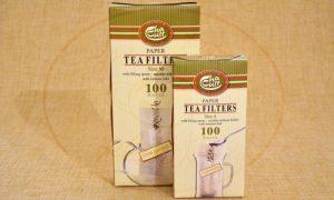 Filtro papel para taza