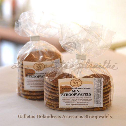 Stroopwafels. Galletas Holandesas Artesanas