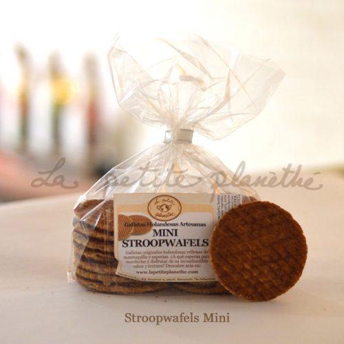 Stroopwafels Mini. Galletas Holandesas Artesanas