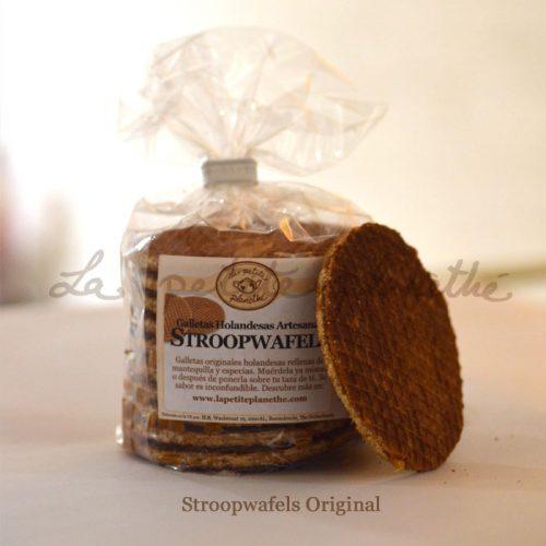 Stroopwafels Original. Galletas Holandesas Artesanas