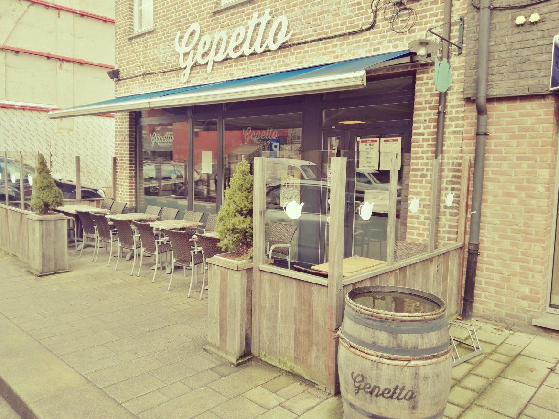 Gepetto. Genk, Bélgica.