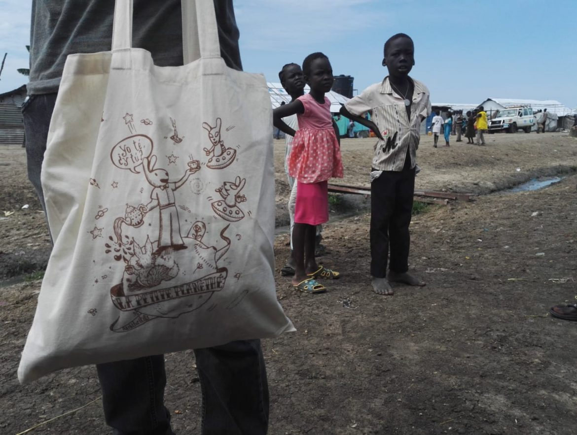 The Malakal Protection of Civilian site (PoC)
