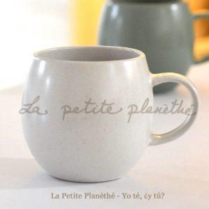 Jumbo Mug Tulipan Blanco