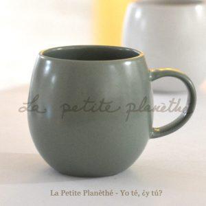 Mug Tulipán Jumbo Verde