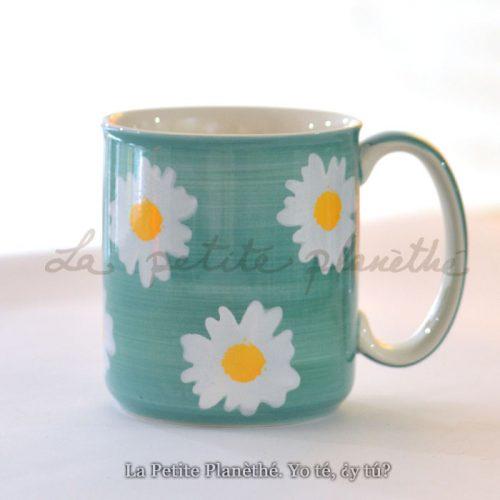 Jumbo mug Aloha Blue