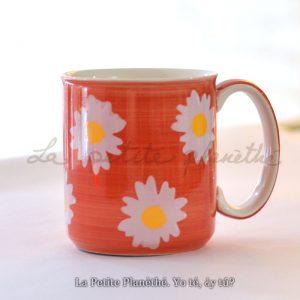 Jumbo mug Aloha Red