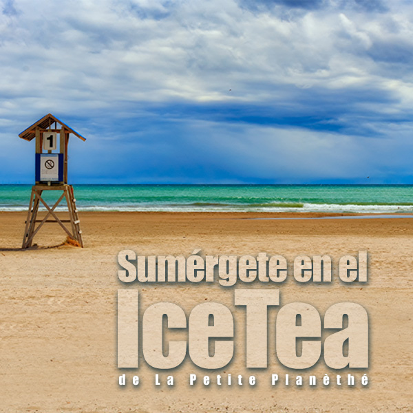 Sumérgete en el Ice Tea