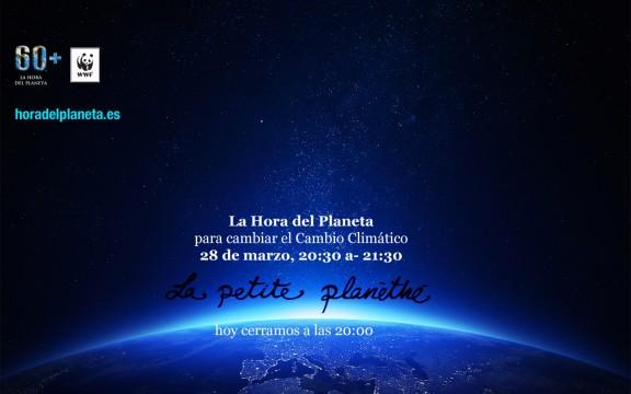 La Hora del Planeta 2015