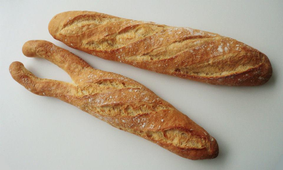 Panes artesanos