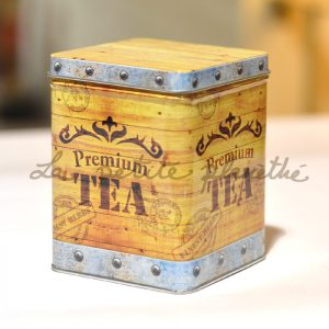 Lata Tea Chest 200g