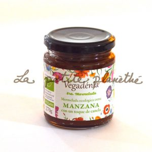 Mermelada Manzana y Canela BIO 270g