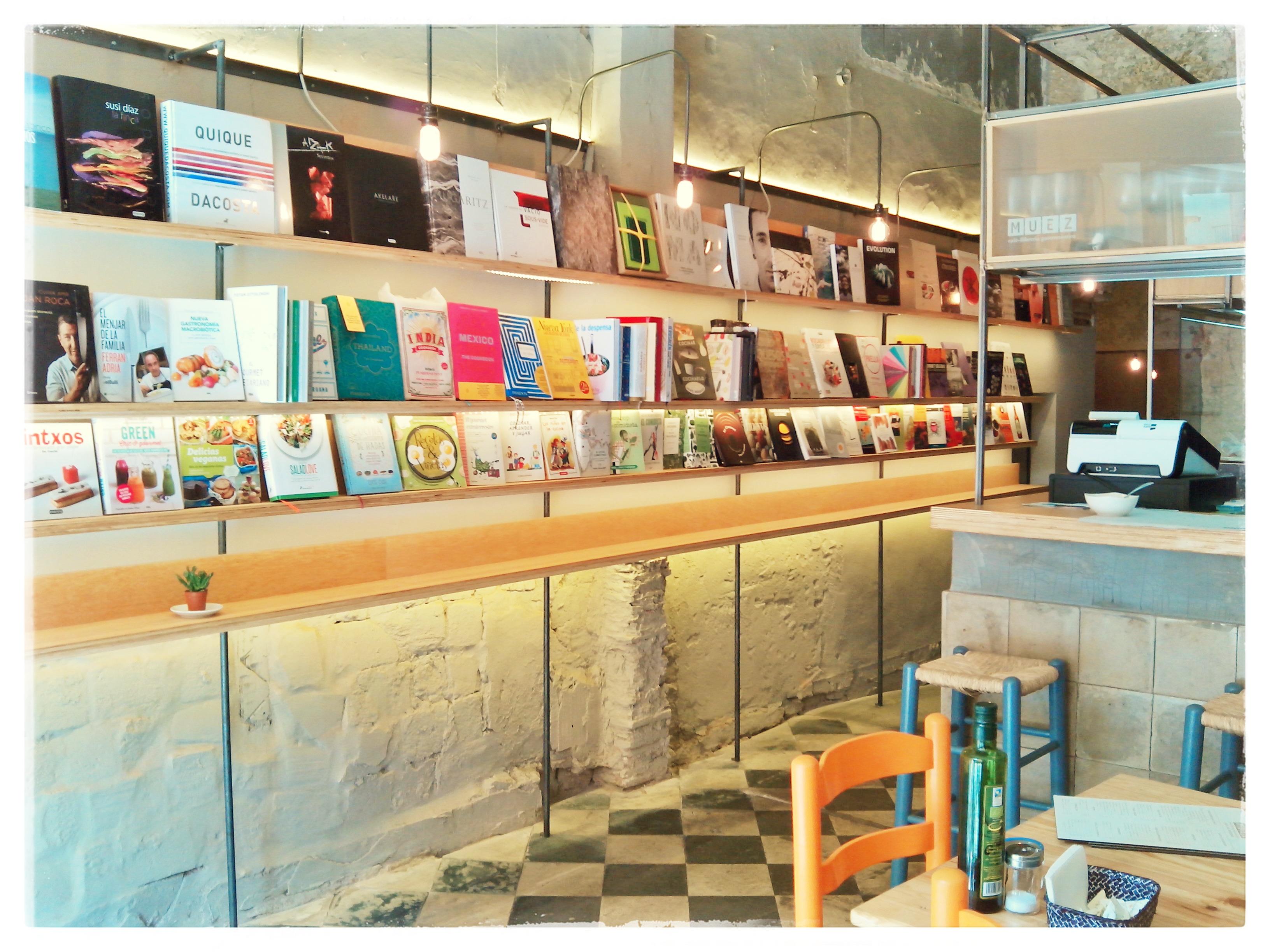 Libreria gastronómica