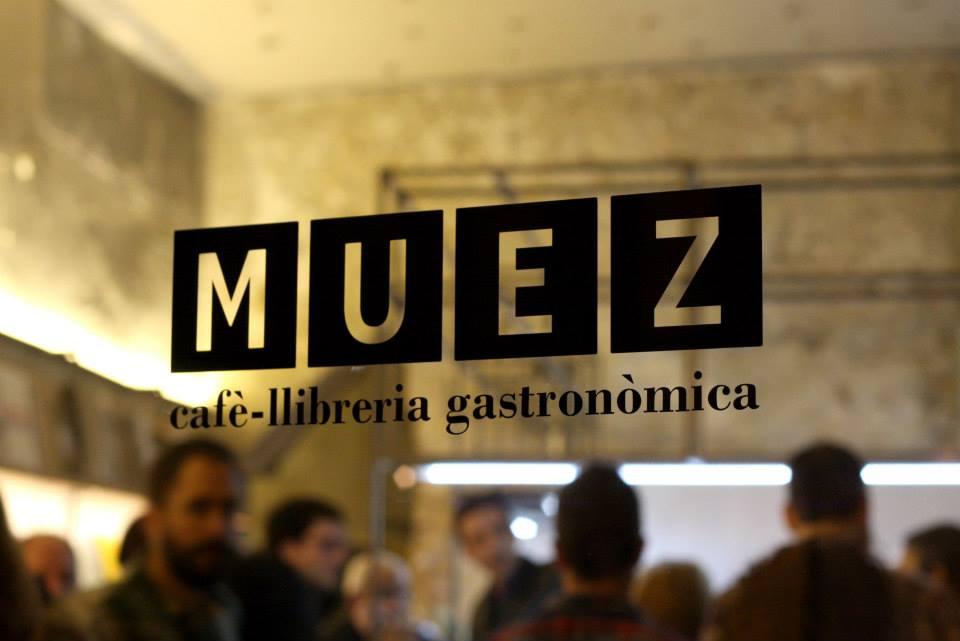 Muez, cafè-llibreria gastronòmica
